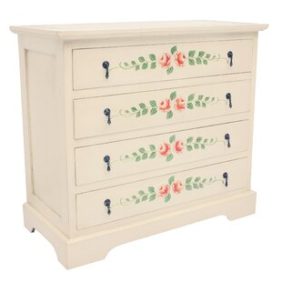 NES Furniture Mia 4 Drawer Standard Dresser