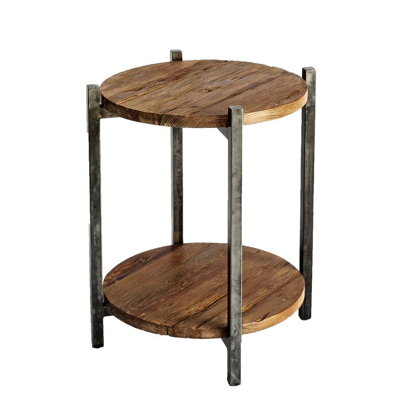 Etonnant Oakwood End Table