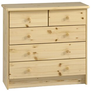 Cheap Price 5 Drawer Chest