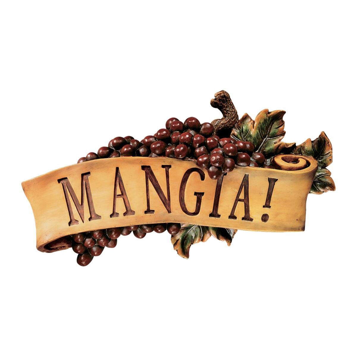 Mangia Wall Decor Wayfair