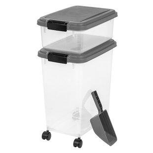 Pet Food Storage Cabinet | Wayfair