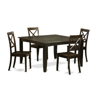 Pilning Modern 5 Piece Dinning Set August Grove