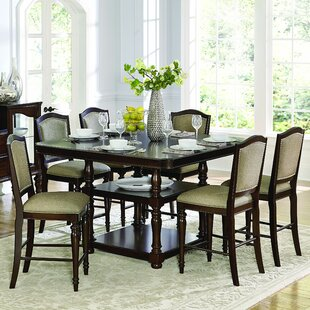 Ericka Counter Height Dining Table DarHome Co
