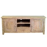 Solid Wood TV Stand by Design Tree Home