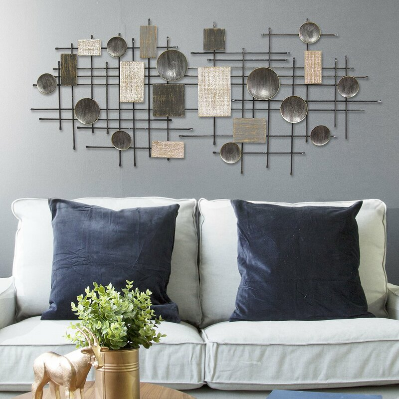 Industrial Wall Decor