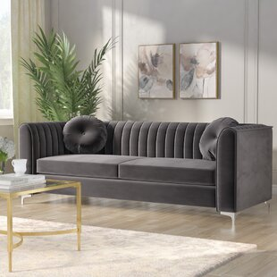 Herbert Chesterfield Sofa