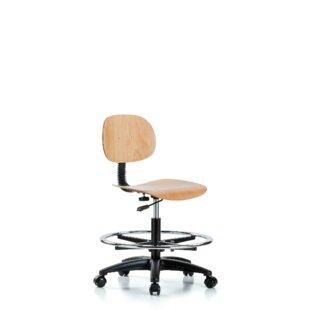 Estefania Drafting Chair