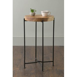 Union Rustic Sherlene Wood End Table