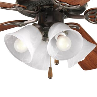 Scotty 4 Light Branched Ceiling Fan Kit