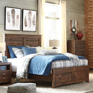 Allport Storage Panel Bed by Darby Home Co