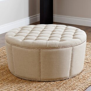 Jai Cocktail Ottoman by Wi..