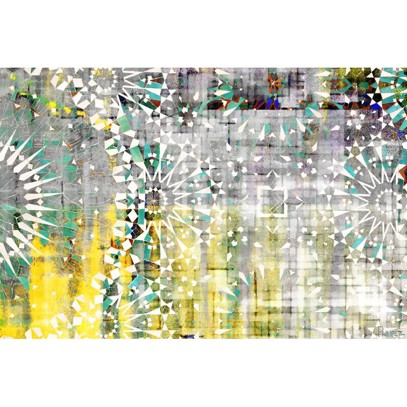 Mistana \'Agadir\' by Parvez Taj Painting Print on Wrapped Canvas ...