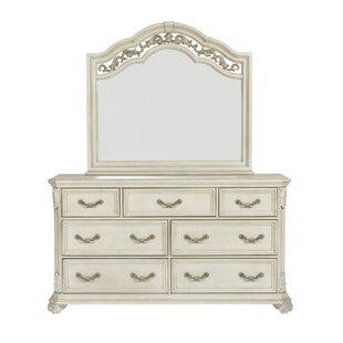 Astoria Grand Susannah 7 Drawer Dresser