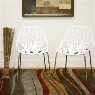 Calla Dining Chair (Set of 2) Latitude Run