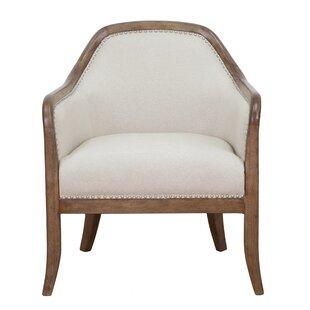 Gracie Oaks Vonda Barrel Chair