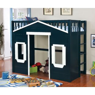 Reviews Harmon Twin Loft Bed by Mack & Milo Reviews (2019) & Buyer's Guide