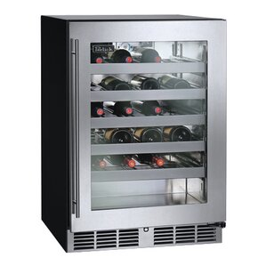 40 Bottle Single Zone Built-In Wine Cooler by Perlick