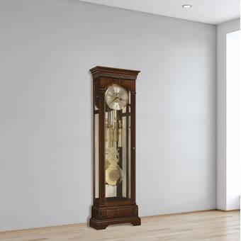 Howard Miller Wellston 84 25 Grandfather Clock Wayfair