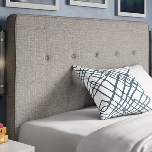 Deforest Tufted Upholstered Panel Headboard by Brayden Studio