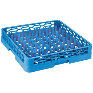 Dishwasher Rack for Plates in Blue by Contacto Bander