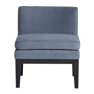 New Style Cornice Contemporary Slipper Chair by Studio Designs HOME