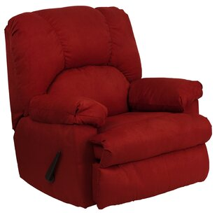 Bowler Manual Rocker Recliner Red Barrel Studio Best #1