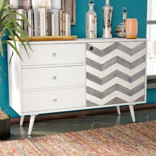 Charmain Mango Sideboard by Bungalow Rose
