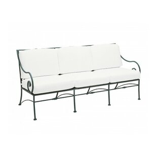 Woodard Sheffield Sofa with Cushions