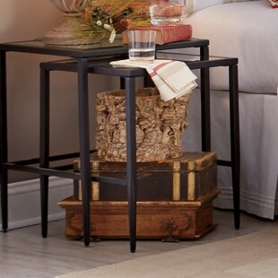 Reviews Somerdale 2 Piece Nesting Tables (Set of 2) By Birch Lane™
