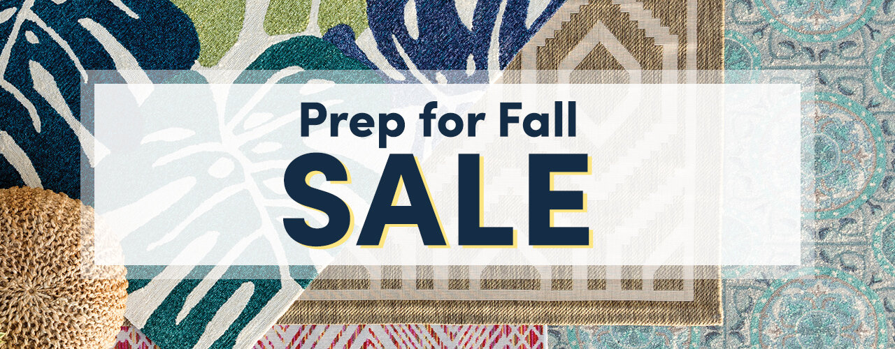 Prep for Fall Sale