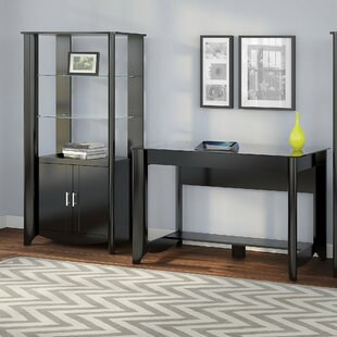 Wentworth 2 Piece Desk Office Suite by Latitude Run