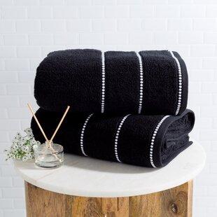 Mowery 2 Piece 100% Cotton Bath Sheet Set By Mercury Row