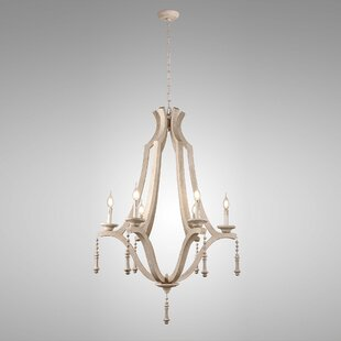 One Allium Way Phinney 6-Light Empire Chandelier