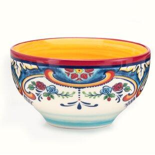 Zanzibar Cereal Bowl Set (Set of 4)