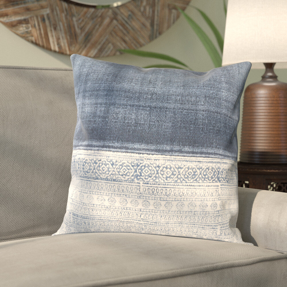 Farmhouse Cottage Country Pillow Cover Throw Pillows You Ll Love In 2021 Wayfair