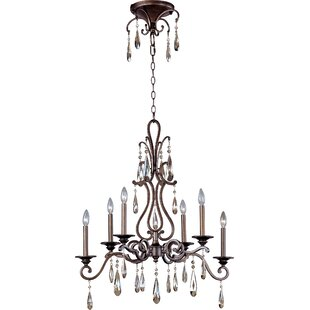 Astoria Grand Ummi 6-Light Chandelier