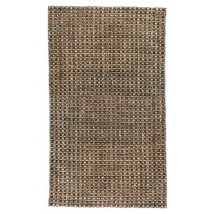 Great Price Intoppo Jute/Gray Area Rug ByKosas Home
