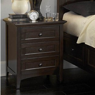 Calila 3 Drawer Nightstand by Birch Lane™ Heritage