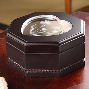 Reviews Lorraine Jewelry Box ByWildon Home ®