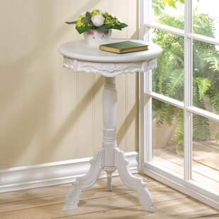 Reviews Rococo End Table ByZingz & Thingz