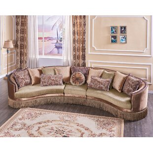 Bunting Sectional by Astoria Grand Design
