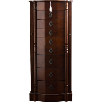 Kennell Jewelry Armoire