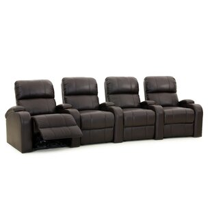 Octane Seating Storm XL850 Home Theater Lounger (Row of 4)