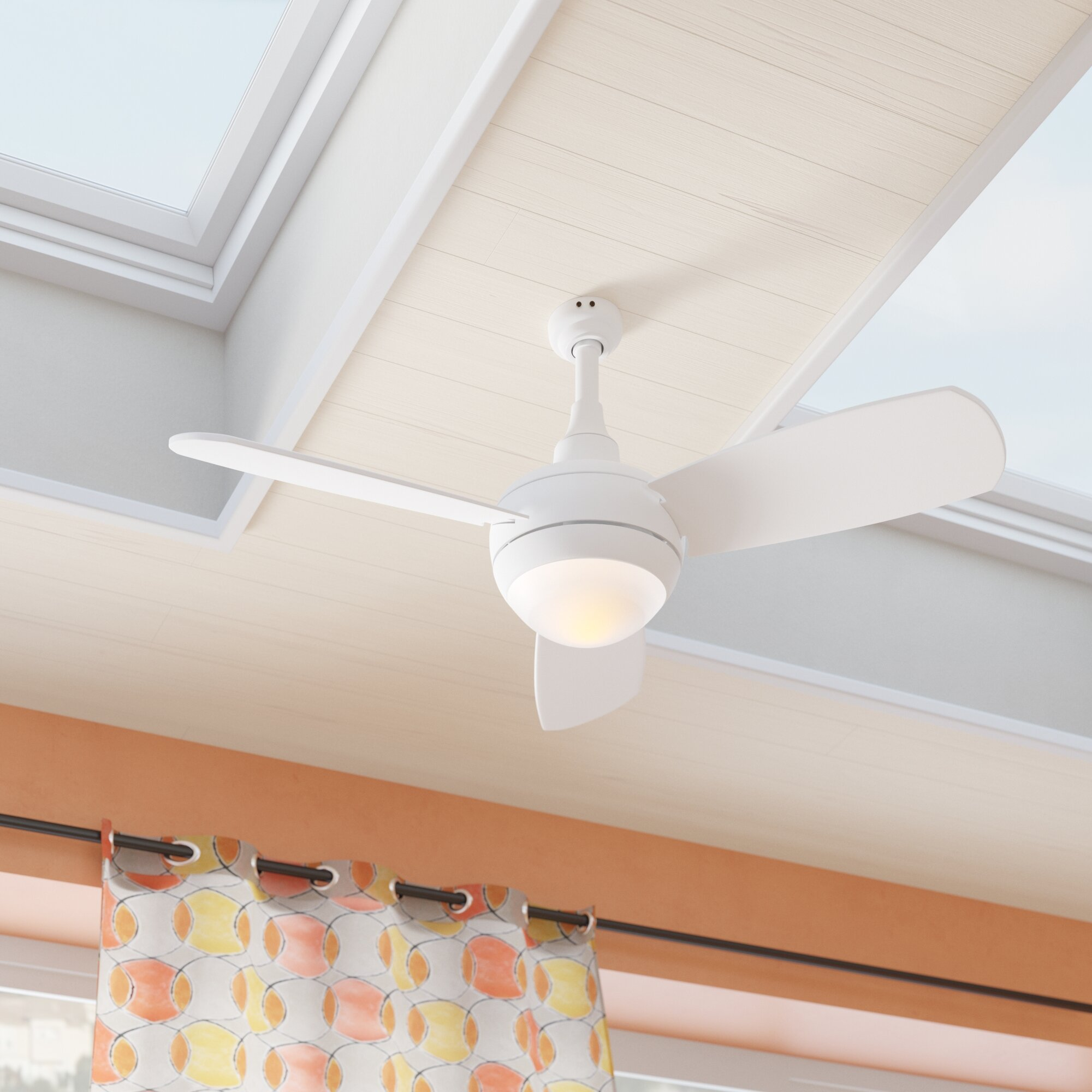 52 Alyce 3 Blade Ceiling Fan