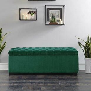 Save & Emerald Green Bench | Wayfair