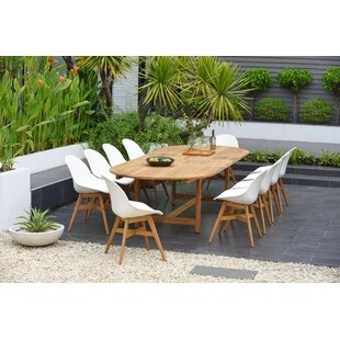Bloomberg 11 Piece Dining Set
