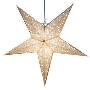 Hometown Evolution, Inc. Frozen Paper Star Light