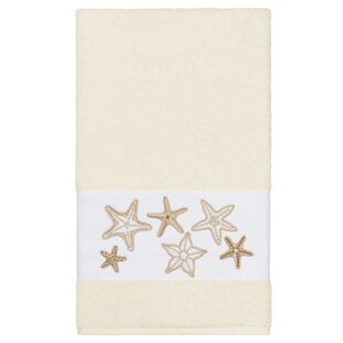Tiarra Embellished Turkish Cotton Bath Towel