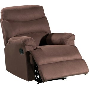 Jonathan Contemporary Microfiber Manual Recliner  sc 1 st  Wayfair & Microfiber Recliners Youu0027ll Love | Wayfair islam-shia.org