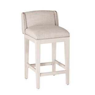 Rosecliff Heights Lockhaven 26'' Bar Stool (Set of 2)